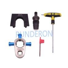 Профессиональный инструмент общей топливной системы CAT C7 C9 3126 сама инструмент для разборки и ремонта топливного инжектора