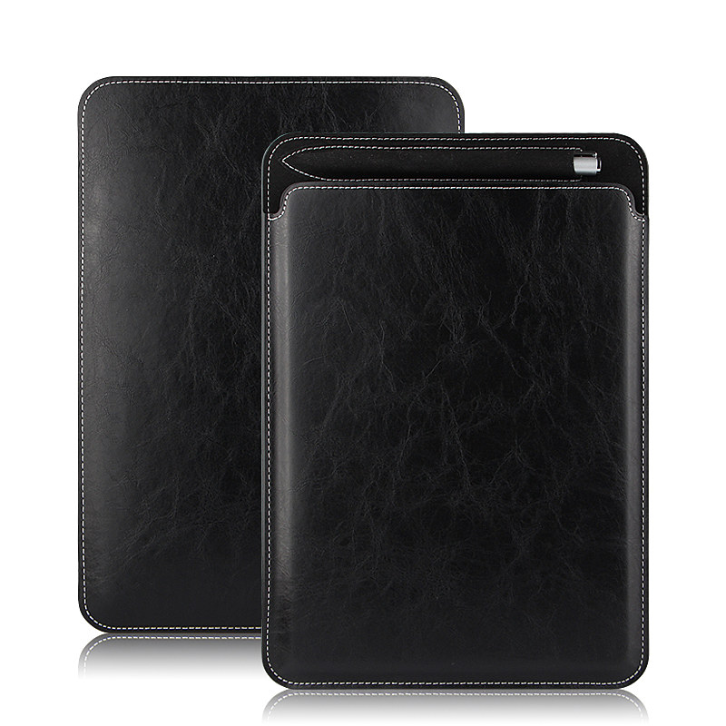10.5'' Universal Pouch Case For Samsung Galaxy Tab S6 S 6 10.5 SM-T860 SM-T865 Tablet Cover PU Leather Sleeve Pen Slot Funda