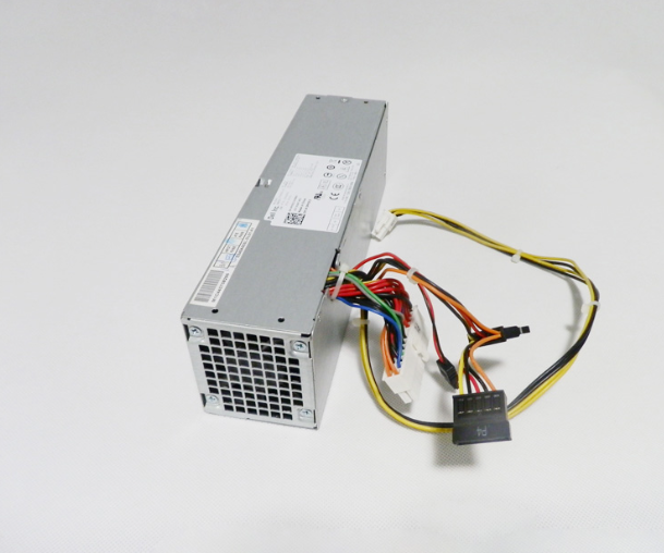 2TXYM RV1C4 3WN11 592JG F79TD Power Supply For DELL OPTIPLEX 3010 390 790 990 SFF Well Tested WORKING
