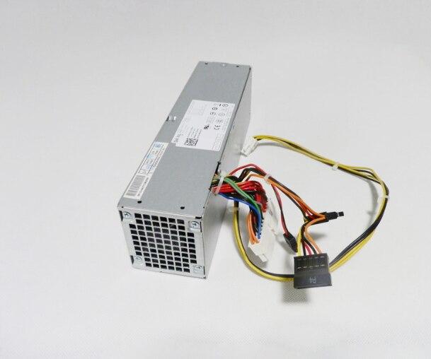 2TXYM RV1C4 3WN11 592JG F79TD Power Supply For DELL OPTIPLEX 3010 390 790 990 SFF Well Tested WORKING
