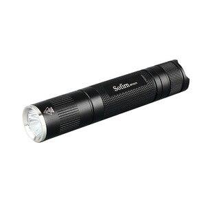 Image 2 - Sofirn SF32UV שחור 365nm UV LED פנס הטוב ביותר LG 365UV אור עבור סוכן ניאון זיהוי