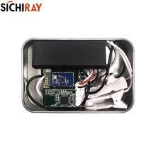 Tgam starter kit sensor de ondas cerebrais eeg sensor brinquedos de controle cerebral para arduino ou desenvolvimento de aplicativos neurosky com tgat1 fornecendo sdk