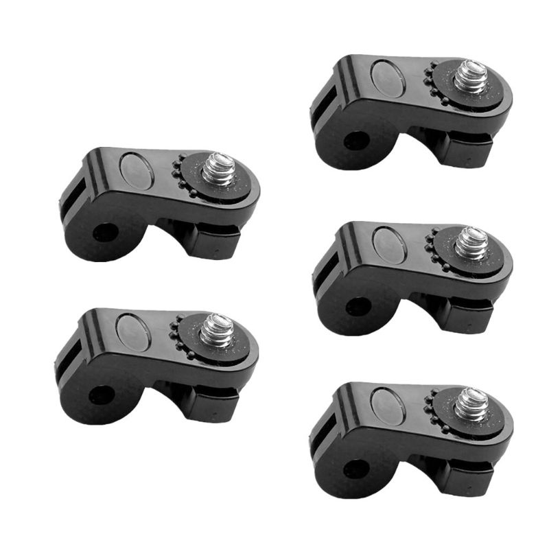 OOTDTY 5 PCs Universal Conversion <font><b>Adapter</b></font> <font><b>1/4</b></font>