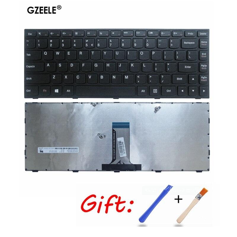 Baru Kami Untuk Lenovo Ideapad G40 G40 30 G40 45 G40 70 G40 75 G40 80 N40 70 N40 30 B40 70 Flex2 14a Us Laptop Keyboard 25214510 Replacement Keyboards Aliexpress