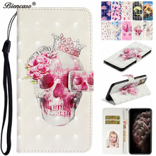 Cool Skull Case For Samsung A5 2018 Cove