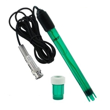ORP-1 ORP Redox Electrode, BNC Type Connector Replacement Probe for Tester Meter Monitor Controller Extra Long Cable