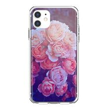 Customize Silicone Phone Case For BQ Aquaris C U2 U V X2 X Lite Pro Plus E4.5 M4.5 X5 E5 4G M 2017 My Lockscreens Flowers(China)