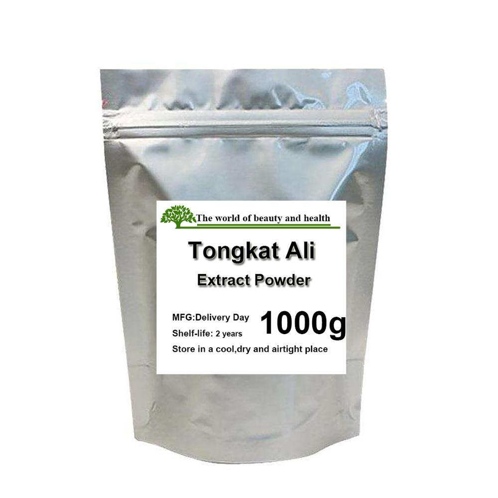 Best Price Natural Tongkat Ali Extract Powder 10:1|Slimming Product| - AliExpress