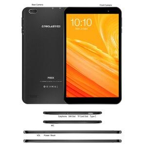 Image 5 - Teclast P80X 4G планшет Android 9,0 нетбук фаблет Планшеты 8 дюймов 1280x800 SC9863A Восьмиядерный 2 Гб RAM 32 ГБ ROM GPS Двойная камера