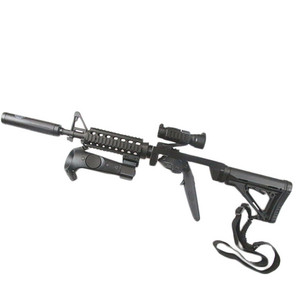 Портативный пистолет для стрельбы с двойной ручкой, регулируемый держатель, магнитный контроллер, вспомогательный кронштейн для HTC Vive VR, ак...