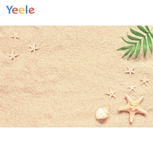 Yeele Vinyl Photophone Summer Beach Tropical Palm Leaves Baby Photo Background Photo Backdrops Photophone For Photo Studio Props