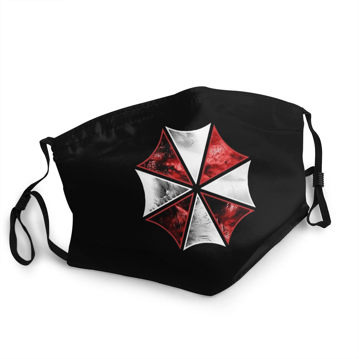 Fashion Face Mask Umbrella Corporation Unisex Winter Warm Mouth Mask Anti Dust Residented Evil Facial Protective
