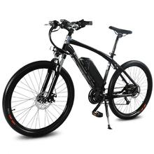 Smart Electric Bicycle Bike 7 Variable Speed 48V 250W 70KM Adults Scooter For Adult With LED Headlight