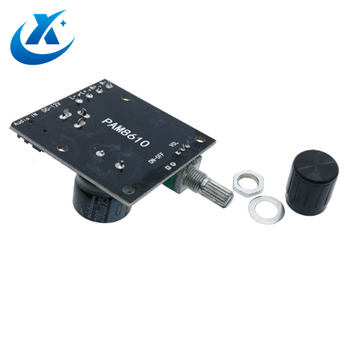 2 x placa de amplificador de áudio digital de dupla potência PAM15 Classe D de 8610W 12