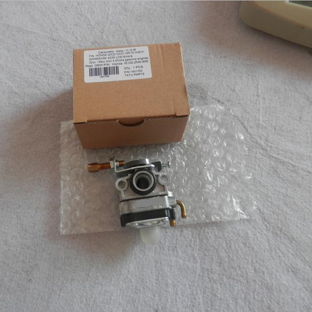 CARBURETOR ASY FOR HITACHI CG22EA & MORE 21.1CC STRIMMER BRUSHCUTTER CARBURETTOR ASSY CARB SCOOTER PARTS