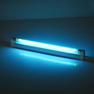 Image 2 - 6W 8W UVC lamp Quartz Germicidal Bactericidal lamp Ultraviolet lamp UV Sterilizer Deodor kill Virus Ozone UV light T5 Tube Bulb