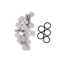 8 mm Diamond grinding machine Beauty tools filter cotton cleaning and pollution prevention 300 pcs Gasket free shipping