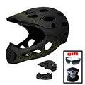 Cairbull горный велосипедный шлем для взрослых с полным покрытием из горные полный уход за кожей лица шлем для бездорожья MTB дорожный велосипед...