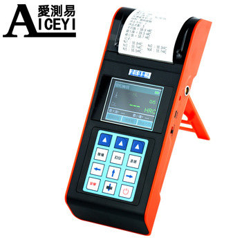 Portable Color Screen Lee's Hardness Tester Dual Display/Digital Display with Printing Steel Hardness Tester Ace-1100 hardness measurement tools digital 100hd c durometer shore rubber hardness tester lcd display meter durometro