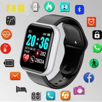 north edge smart watch women men smartwatch for android ios electronics smart clock fitness tracker heart rate smart watch hour Smart Watch Men Women Kids Heart Rate Blood Pressure Clock Smartwatch Bluetooth Connect Fitness Movement Android IOS Watch Smart