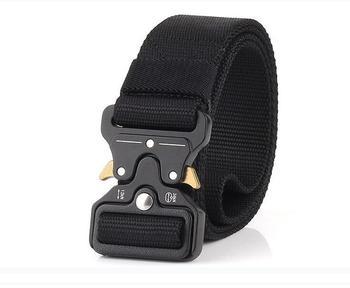 Military Uniform Belt Tactical Clothes Combat Suit Accessories Outdoor Tacticos Militar Equipment Army Clothing Waist Belt 12