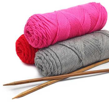 5pcsX150g Super Dick Crochet Garn Baumwolle Gemischt Wolle Garn für Stricken, Der ein Schal Neueste Gefärbt Gewinde Organische Baumwolle