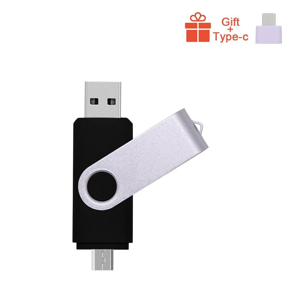 Bảng giá Custom Logo Usb 2.0 Flash Drive Pen Drive 4gb 8gb 16gb Pendrive 32 gb Usb Memory Stick 64gb OTG Metal For Computer/Android Phone Phong Vũ