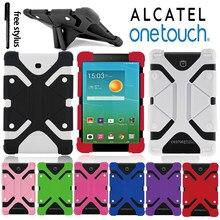 Противоударный силиконовый чехол-подставка для Alcatel 1T 3T A3 10 10,1 дюймов чехол для планшета