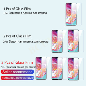 Image 2 - 3 1Pcs Protective Glass For Samsung Galaxy A50 A51 A30 A20 A60 Screen Protector For Samsung A40 A70 A80 A90 A10 Tempered Glass