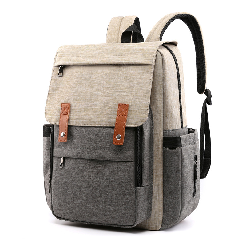 New Style Diaper Bag Multi-functional Large-Volume Infant Travel Bag Diapers Packs Backpack Lunch Bag MOTHER'S Bag