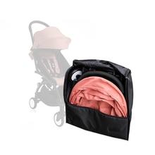아기 유모차 액세서리 Babyzen Yoyo 여행 가방 배낭 유모차 주최자 배낭 Yoya Babytime 스토리지 운반 케이스 가방