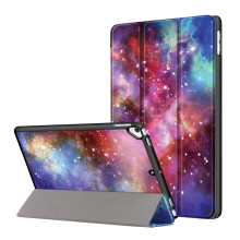 Ouhaobin tablet cases For iPad 10.2 7th Generation 2019 Smart Leather Folding Ca