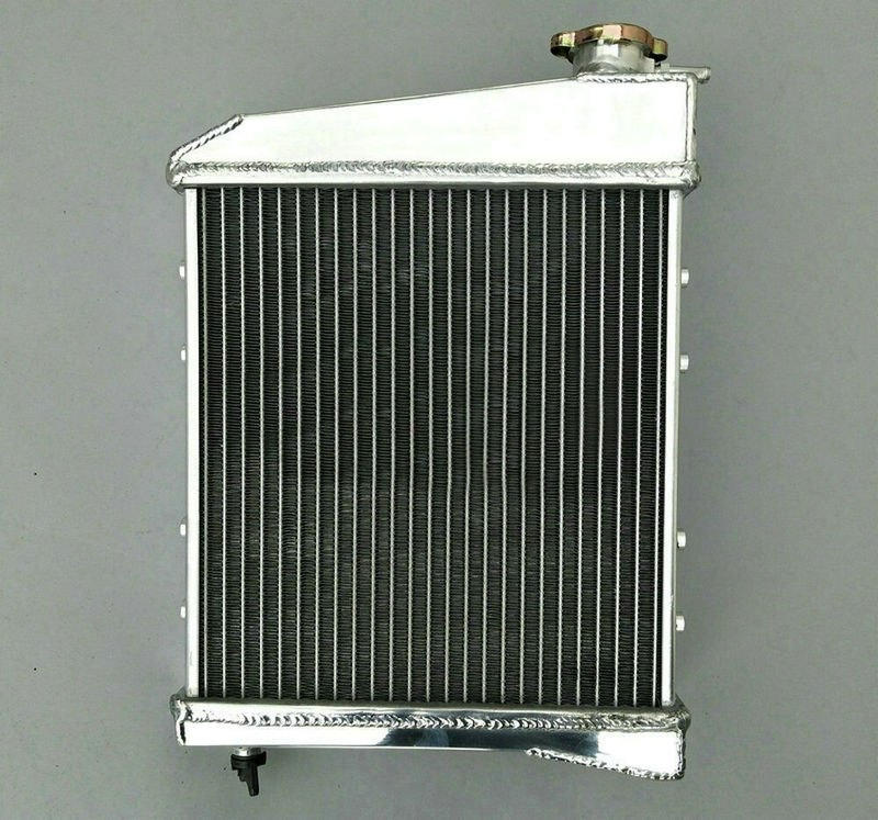 New 1967-1991 Aluminum radiator For Mini Cooper Austin Rover Morris 68 69 90