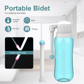 Portable Bidet Traveler Holding Bidet Sprayer Personal Butt Washer Bidet