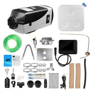 Auto Heizung 12V 5000W Diesel-Air Parkplatz Heizung LCD Thermostat für Lkw Auto RV Boot