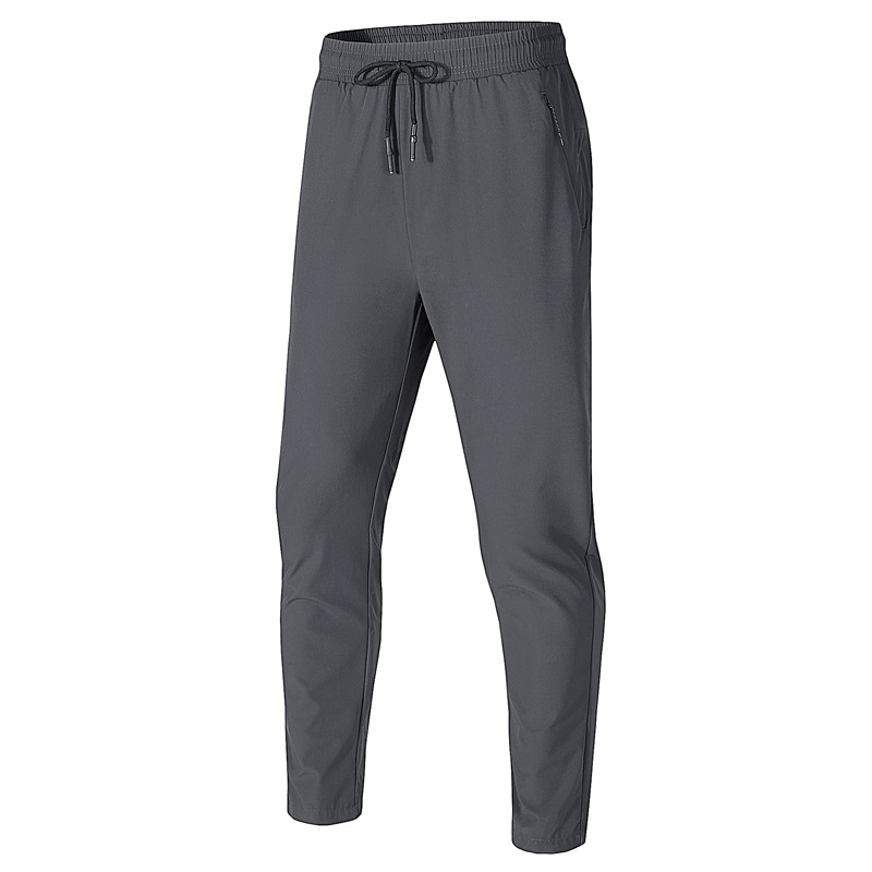 Autumn MEN'S Casual Pants 2018 Korean-style New Style Fashion Straight Trousers Youth And Casual Sports Code Hypertrophy Pants