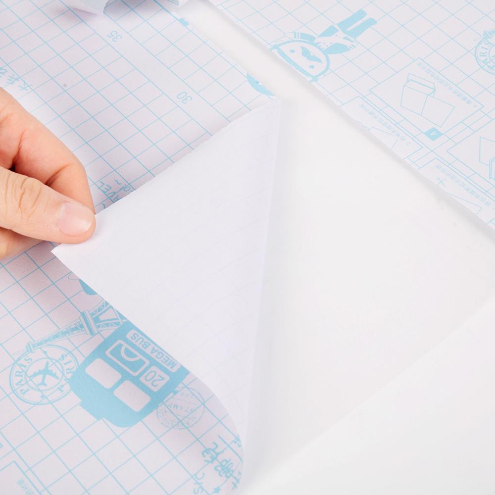 30 folhas 3 tamanhos a4 b5 a5 livros escolares capa transparente protetora transparente grosso filme pegajoso