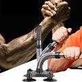 Exercitador braço de força forte pulso mão pinça conjunto treinador aço esportes equipamentos fitness wrestling exercitador profissional