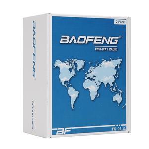 Image 5 - 2 pièces Baofeng BF 88E PMR Version mise à jour du talkie walkie 888S avec chargeur USB UHF 446 MHz 0.5 W 16 CH Radio Portable Portable
