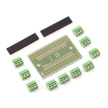 Worldwide 1pcs/lot for Nano 3.0 controller compatible for arduino for nano CH340 USB driver NO CABLE Drop Shipping(China)
