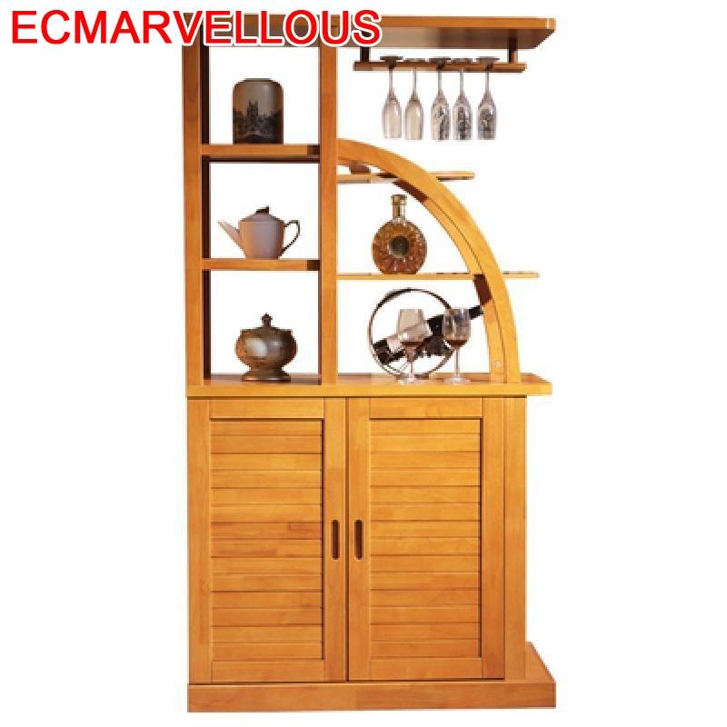 Dolabi Desk Hotel Shelf Rack Living Room Cocina Table Vetrinetta Da Esposizione Commercial Mueble Bar Furniture Wine Cabinet