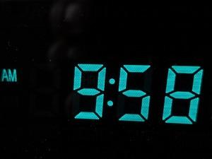 Image 4 - 12 / 24 시간 고정밀 VFD 클럭 전자 시간 RX8025T VFD 디스플레이 시간/분/초/일/주 LED Uhr