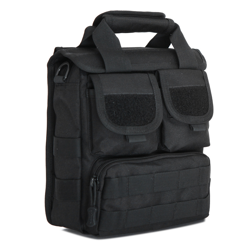 Single Shoulder Bag Strong Multi Pocket Satchel Men's Bag Waterproof Bolso Bandolera For Ipad Bags Camuflage Cellphone