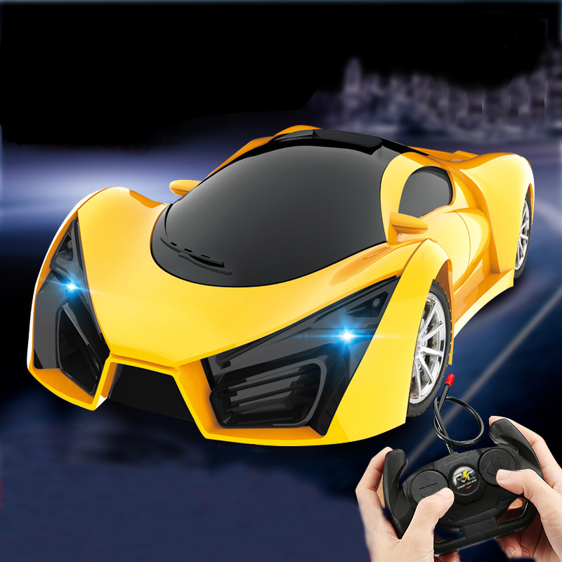 Remote Control Racing Car 1:16 RC Double Door Car Model For Lamborghin Bugatt Electric Machines On The Toys Kids Gift Toy