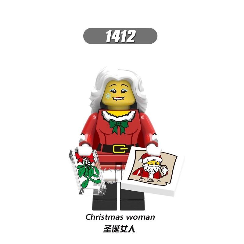 1412(圣诞女人-Christmas woman)