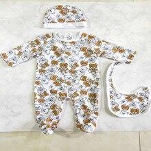 Blanket Quilt Gift-Box Newborn Baby Cartoon-Pattern Winter Fashion Lovely