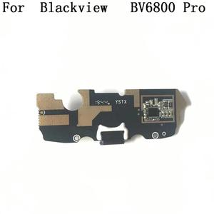Image 1 - Blackview BV6800 Proใหม่USB Charge BOARD + การสั่นสะเทือนมอเตอร์สำหรับBlackview BV6800 Proซ่อมFixingเปลี่ยน