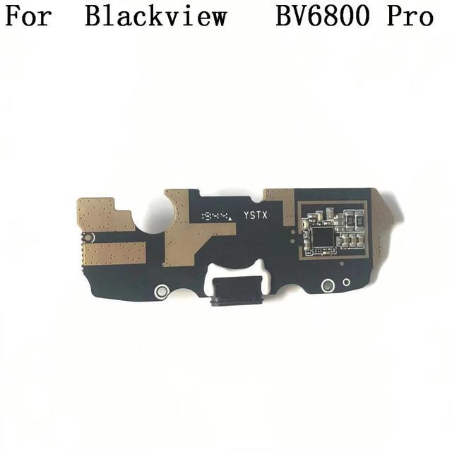 Blackview BV6800 פרו חדש USB תשלום לוח + רטט מנוע עבור Blackview BV6800 פרו תיקון תיקון החלפת חלק