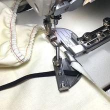 Швейная машина инструмент для окантовки резиновой эластичной