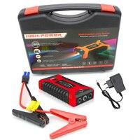 20000mA Car Jump Starter 600A caricabatteria per auto portatile Booster caricabatterie Booster Power Bank dispositivo di avviamento dispositivo di avviamento per auto